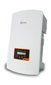 Solis inverter 17kw - 4G Three phase