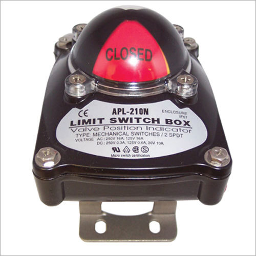 Electrical Limit Switch Box
