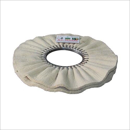 14 Inch Air flow Matt Buffing Wheel
