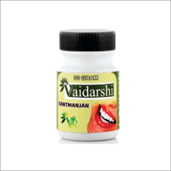 Vaidarshi Dantmanjan Powder