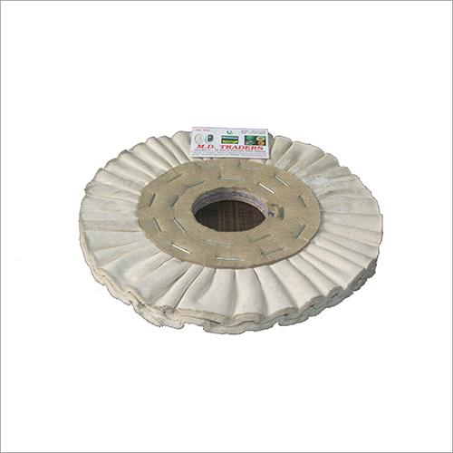 12 Inch Air Flow Cloth Buffing Wheel
