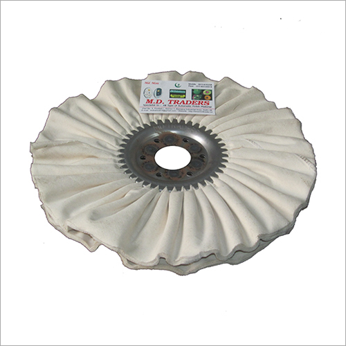 12 Inch C Type Cloth Buffing Wheel