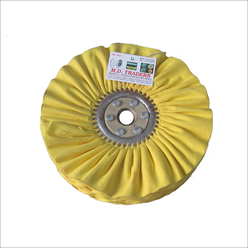 12 Inch T Cloth Buffing Wheel