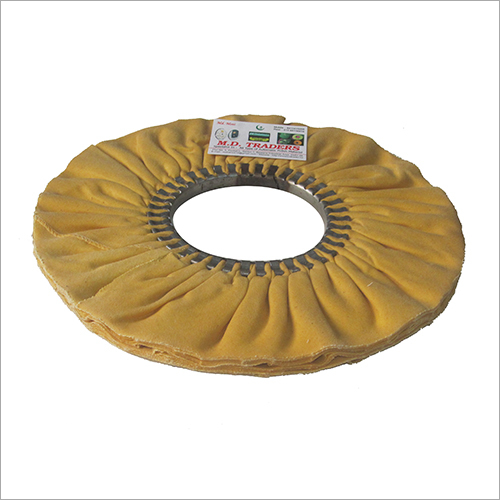 14 Inch C Type Air flow Buffing Wheel