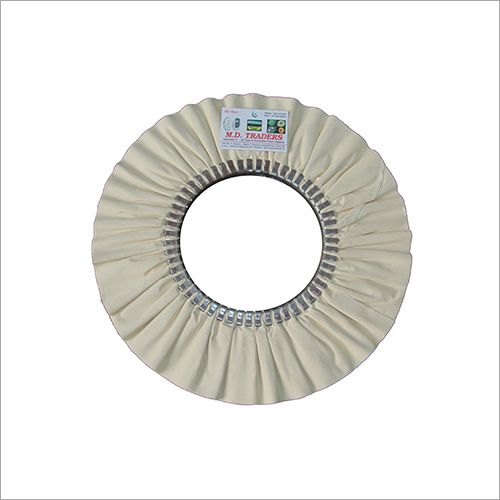 16 Inch T Type Air Flow Buffing Wheel