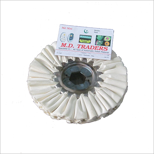 6 Inch Air Flow Buffing Wheel