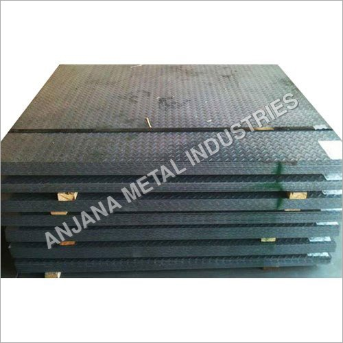 Checkered Steel Plate