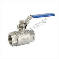 Two Way Ball Valve