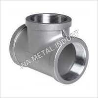 Mild Steel Pipe Tee
