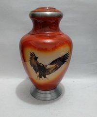 Red Eagle Urn
