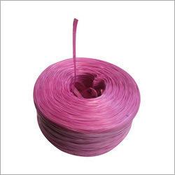 Pink Plastic Twine
