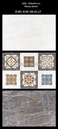 Bedroom Ceramic Digital Wall Tiles