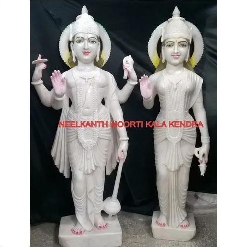 vishnu laxmi idol