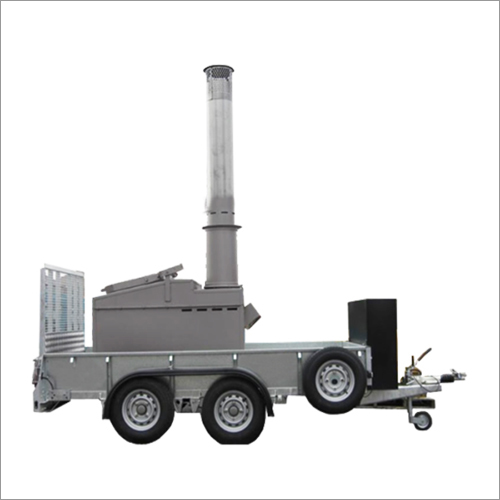 Portable - Mobile Incinerator