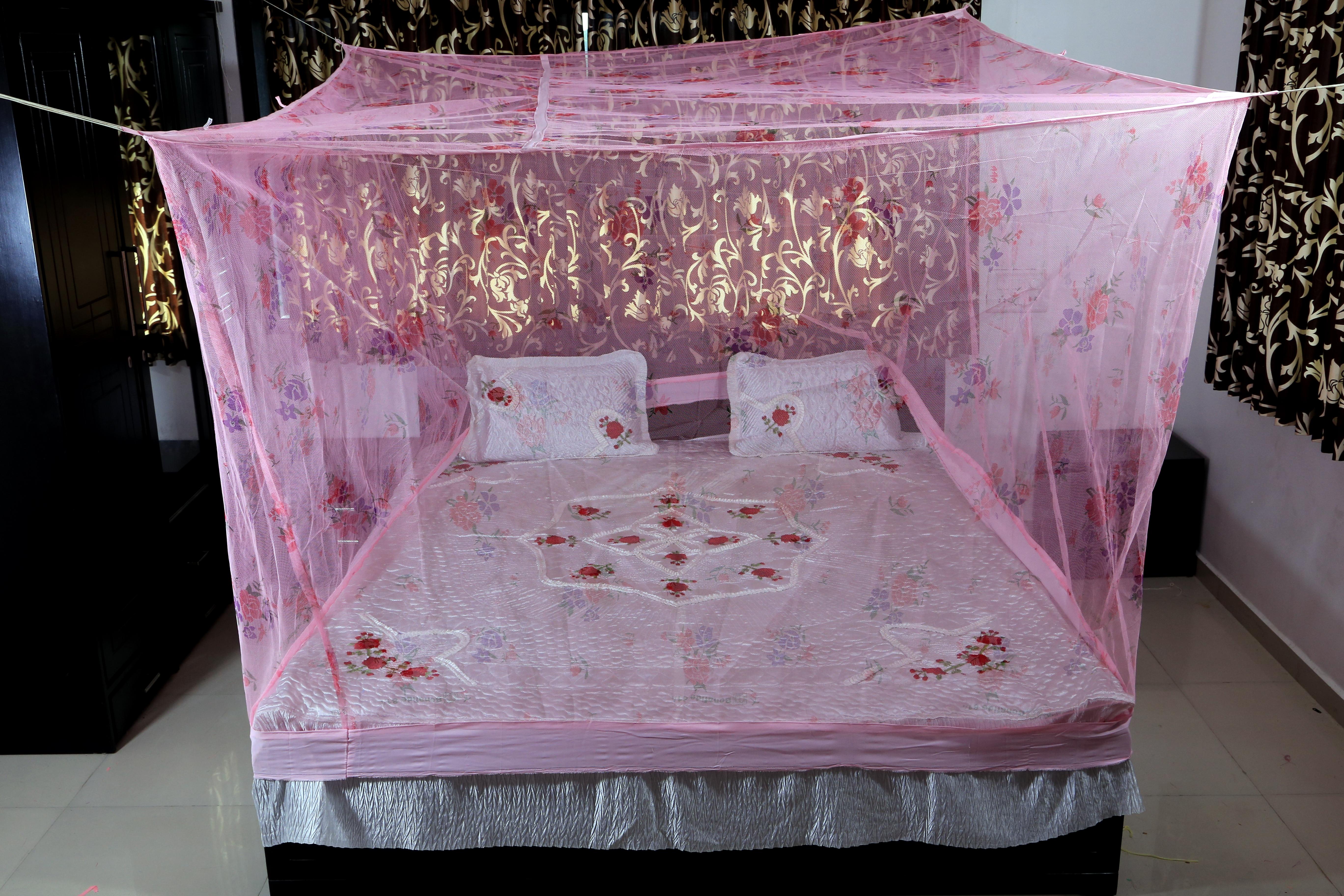 Square Mosquito Net