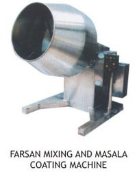 Farsan Mixing and Masala Coating Machine