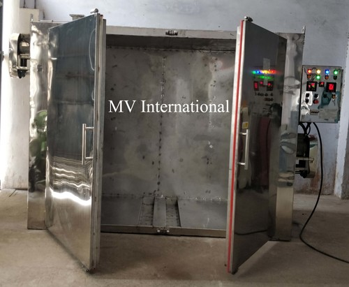 Stainless Steel Tray Oven
