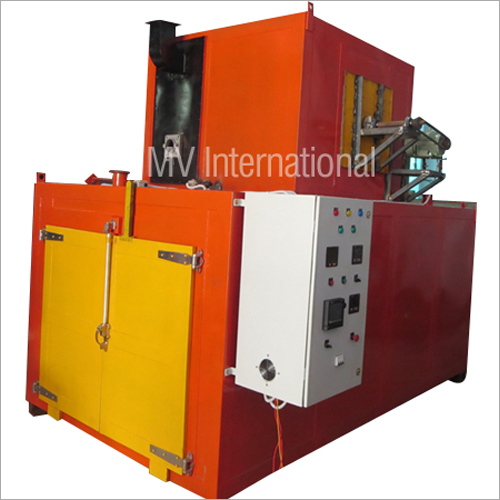 Industrial Oil Fired Oven