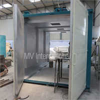 PU Wheel Heating Oven