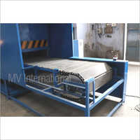 Flat Belt Conveyorized Oven