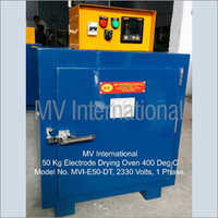 50 kg Electrode Drying Oven
