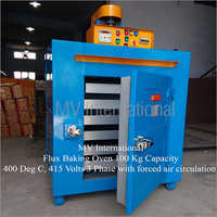 100 Kg Flux Drying Oven