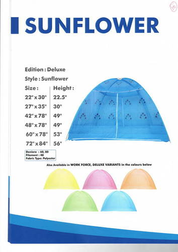 foldable polyester mosquito tent
