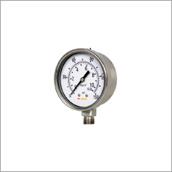 Industrial Heavy Duty Analog Pressure Gauges