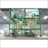 Vertical Feed Plant