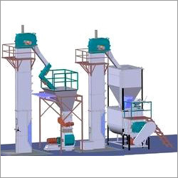 Cattle Feed Pellet Semi Auto Plant 1000 Kg