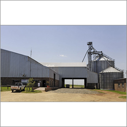 Maize Cattle Feed Plant