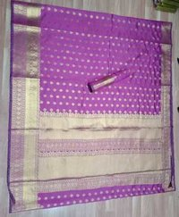 Kanjivaram Pure Cotton Saree