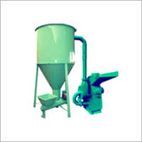 Poultry Mesh Feed Machine