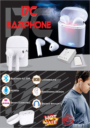 Earphone I7C