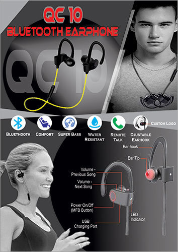 Earphone QC 10s