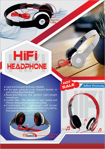 Hifi Headphone