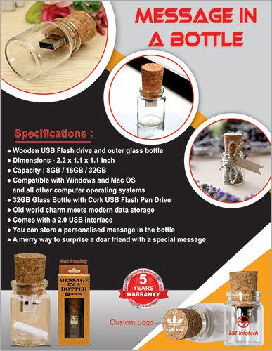 Bottle Pendrive