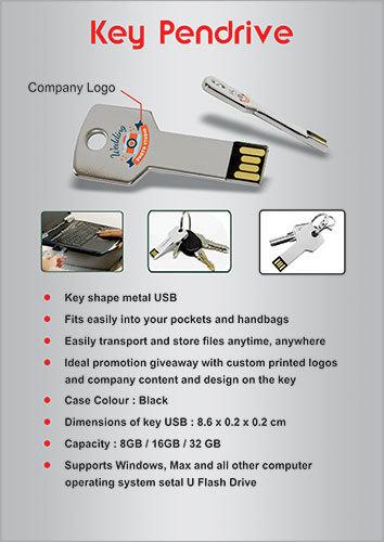 Key Pendrive
