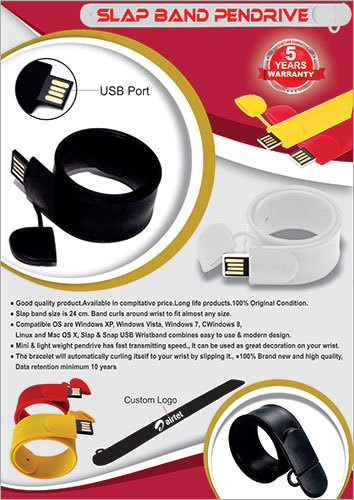 Slap Band Pendrive