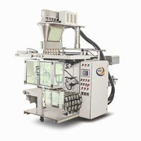 Multi Track Auger filler Servo based Packaging Machine for Powder