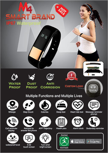 M4 Smart Watch