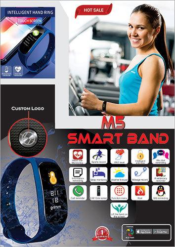 M5 Smart Brand