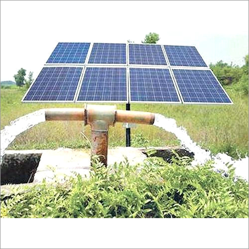 5hP Solar Water Pump