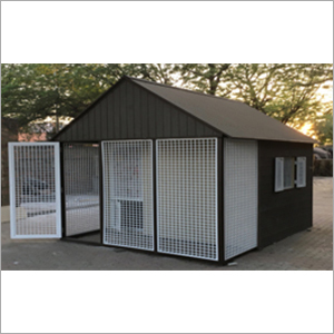Prefabricated Garden Storage Shed