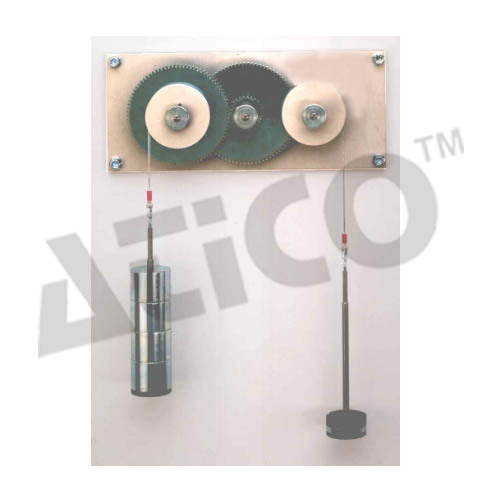 Spur Gear Lifting Apparatus