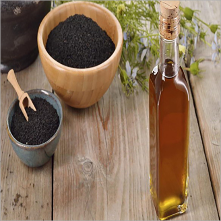 Organic Cold Pressed Kalonji Oil