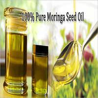 Organic Cold Pressed Moringa Seed Oil