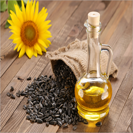 Organic Cold Pressed Sunflower Oil