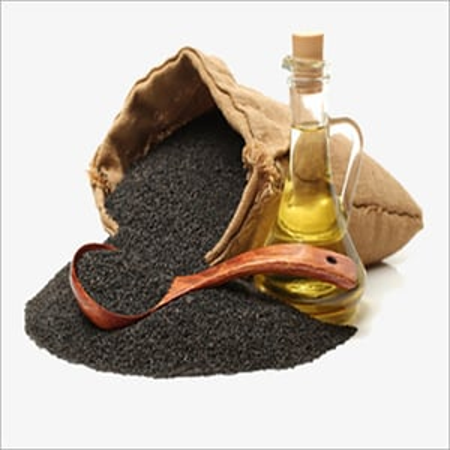 Organic Cold Pressed Black Sesame Oil