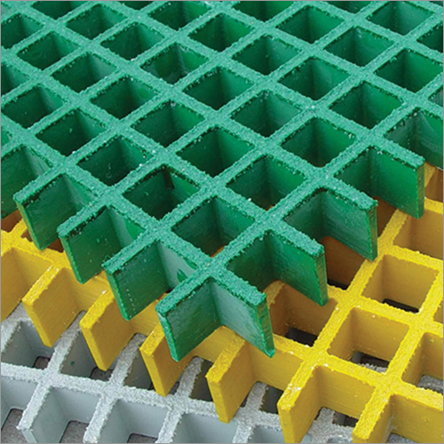 FRP Molded Fiberglass Grating